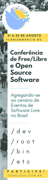 Confer�ncia de Free/Libre e Open Source Software