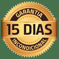 15 DIAS DE GARANTIA INCONDICIONAL