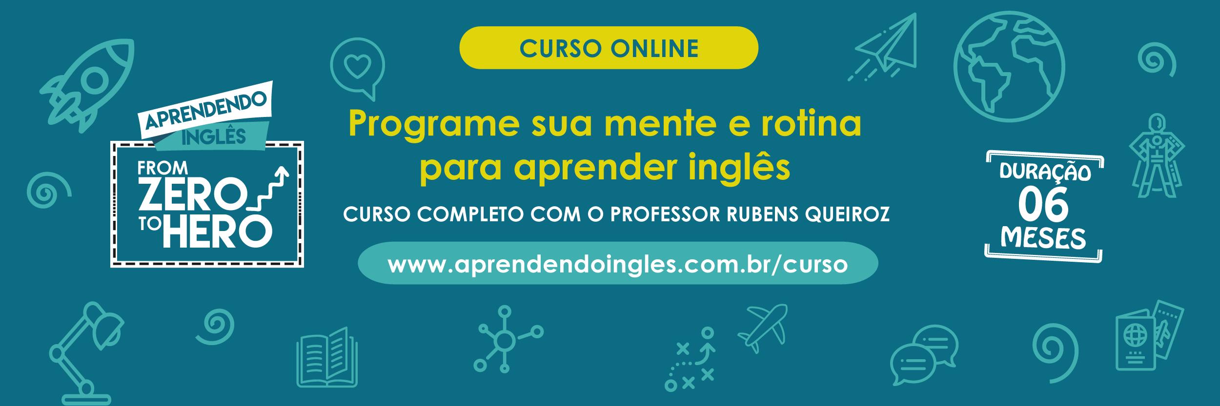 Encontro com Rubens Queiroz