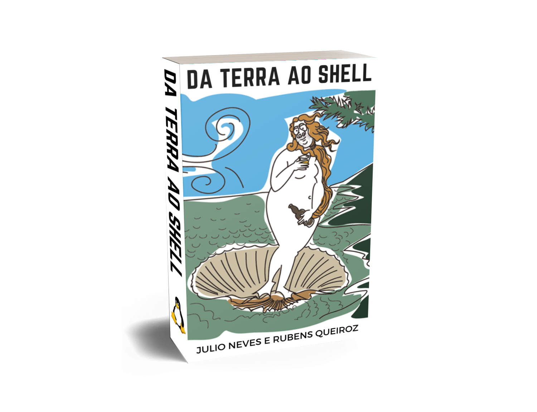 """ebook: """"Dá para fazer em Shell?"""""""